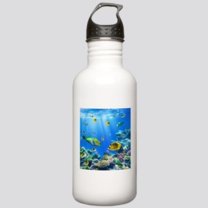 Sea Life Water Bottle